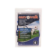 Easy Walk - Cat Harness with Bungee Lead, Small, Blue