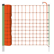 50m Small Animal / Wildlife Netting, 65cm, 1 Spike
