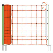 Euro Netting 120/2 Wolf Netting, with Pos / Neg Connection