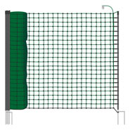 25m Electrifiable Netting 110cm, Dog Net, Cat Net for Garden Enclosure