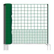 VOSS.farming Premium Poultry Netting 25 m, 125 cm, 2 Spikes, Non-Electric