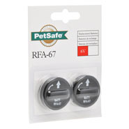 2-Pack Petsafe Battery Module RFA-67