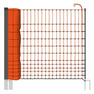 VOSS.farming classic 50m Chicken Fence, Poultry Netting, 112cm, 16 Posts, 2 Spikes