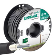 25m Fence Connection & Lead Out Cable 1.6mm