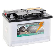 "VOSS.farming ""12 V Power 85 Ah"" Battery for Energisers (Battery Acid not Incl.)"