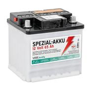 12V/ 65Ah VOSS.farming Special Purpose Battery for Energisers (Battery Acid not Incl.)