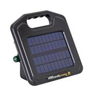 "VOSS.farming Solar Energiser ""Sunny 200"", incl. Li-Ion Rechargeable Battery + Mains Adapter"