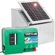 VOSS.farming Set: 12W Solarsystem + Box + 12V Green Energy