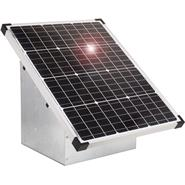 VOSS.farming Set: 55W Solar System for 12V Energisers + Carry Box