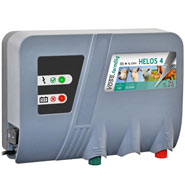 "VOSS.farming ""HELOS 4"" - 12 V Battery / Mains Energiser,  Dual-Power"