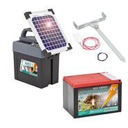 """9V SOLAR Energiser, VOSS.farming  """"AURES 3"""""""