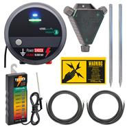 "VOSS.farming Kit: ""impuls V50"" Mains Energiser + Fence Tester + Accessories"