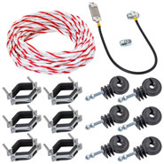 Electricity Kit for Fence Gates