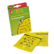 "2x Swissinno ""Natural Control"" Spare Bait for Wasp Trap"