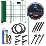 VOSS.PET Heron Control, Fence Kit for Ponds with Net, Pond Netting