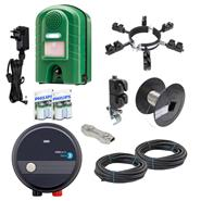 Marten in the House? Complete System for Marten Control with 2-pc. Insulators