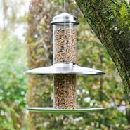 "Danish Bird Feeding Station ""Smøllebird XXL"", 30cm Diameter"