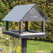 Paris - Bird Table in Original Danish Design, 116cm High, incl. Wooden Stand