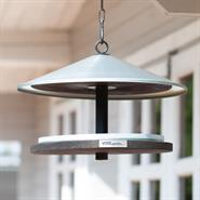 "VOSS.garden Hanging Bird Feeder ""Skagen"", Elegant  Design (Stand Not Included)"