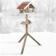 """VOSS.garden Bird House """"Birdy"""" incl. Stand"""