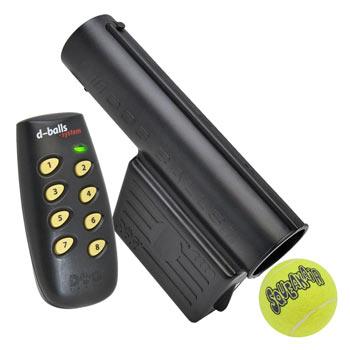 "Ball Dropper DogTrace ""D-Balls"",  incl. Remote Control"