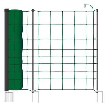 27152-50m-electric-fence-netting-fir-green-euro-106cm-20-posts.jpg