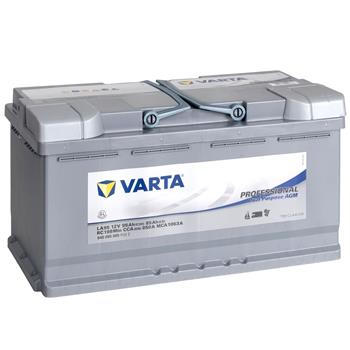 VARTA PROFESSIONAL Electric Fence AGM Rechargeable Battery 12V, 95Ah