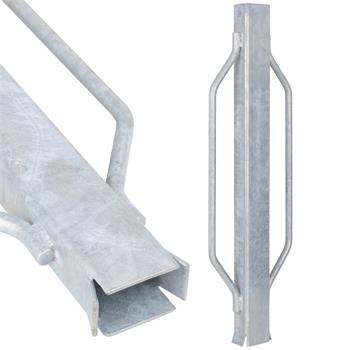 VOSS.farming Post Driver for Z-Posts, Galvanised