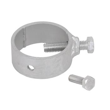 """VOSS.farming T-posts Ring Bracket """"Expert"""" for Insulators and Accessories"""