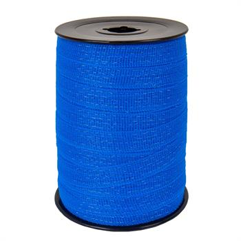 VOSS.farming Special Electric Fence Tape 200m, 20mm, 4x0.16 Stainless Steel, Blue