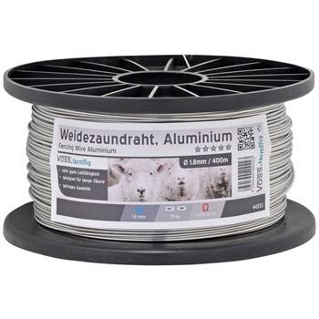 VOSS.farming Aluminium Wire, 400 m / 1.8 mm