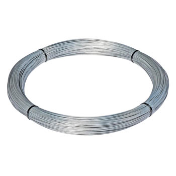Steel Wire, 625 m, 2.5 mm, Zinc/Aluminum Alloy