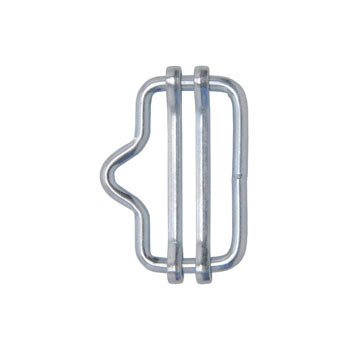 5x VOSS.farming Electric Fence Tape Connector, up to 20mm (With Nose)