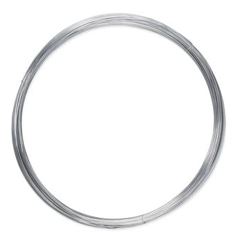 VOSS.farming Electric Fence Steel Wire, 200m, Ø 2mm, Galvanised