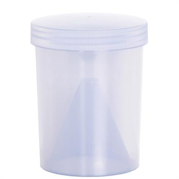 VOSS.farming Capture Container for Horsefly Traps, with Screw-On Lid