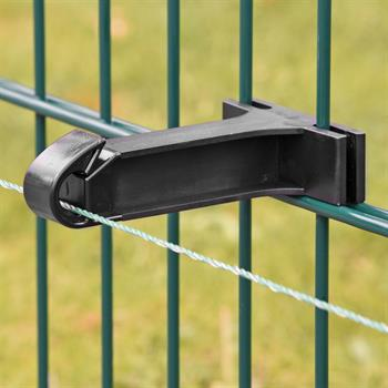 "Insulator ""IDU -100"" for Double Bar Fence, Industrial Fence"