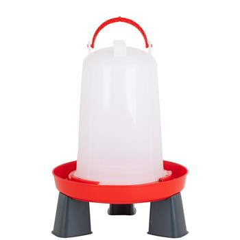 Poultry Drinker with Twist Lock, Volume: 3L