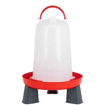 Poultry Drinker with Twist Lock, Volume: 6L