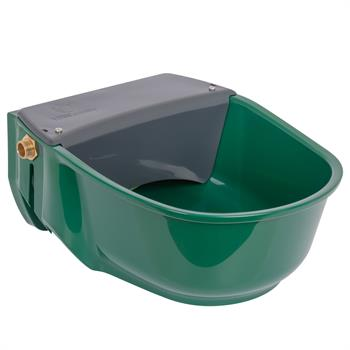VOSS.farming Self-Fill Drinking Bowl S35, Plastic, for Horses and Cattle