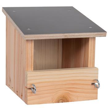 VOSS.garden Wooden Nesting Box for Birds