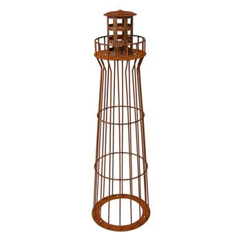 VOSS.garden Lighthouse 100cm, Patina Design