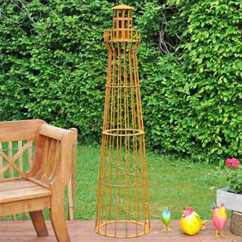VOSS.garden Lighthouse 180cm, Patina Design
