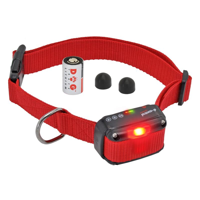Dogtrace Replacement Receiver Collar With Beep Tone Led