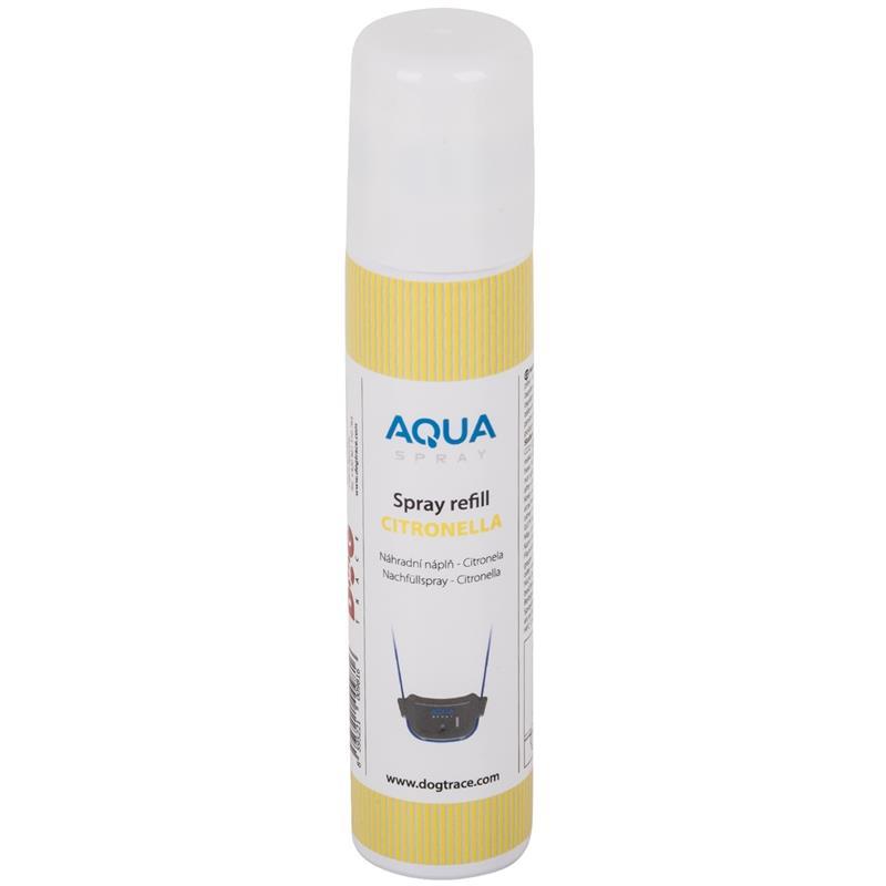 Dogtrace Quot Aqua Spray Quot Refill Spray Can Citrus Suitable