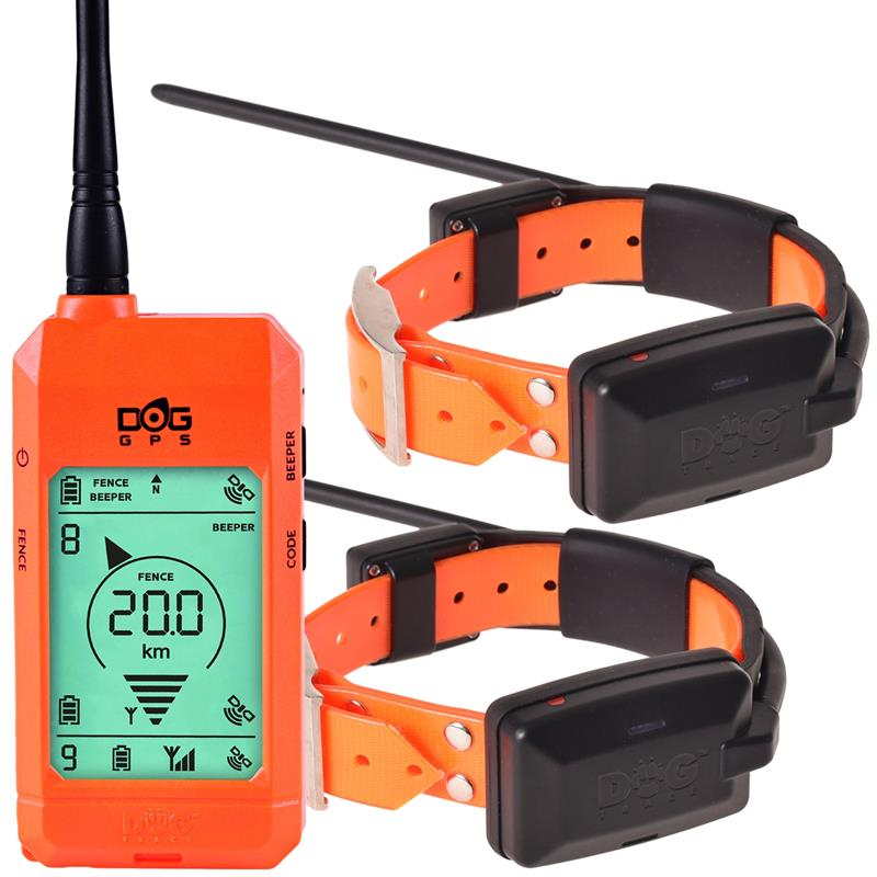 Dogtrace Gps X20 Professional Dog Tracker For Hunters
