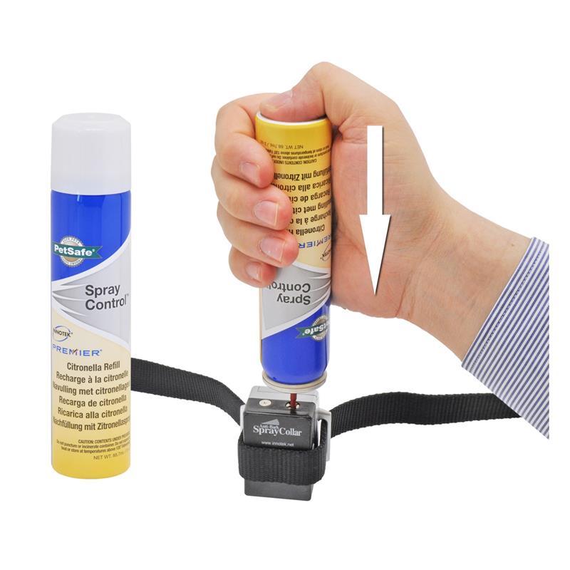Spray Refill For Petsafe Anti Bark Spray Collar Citrus