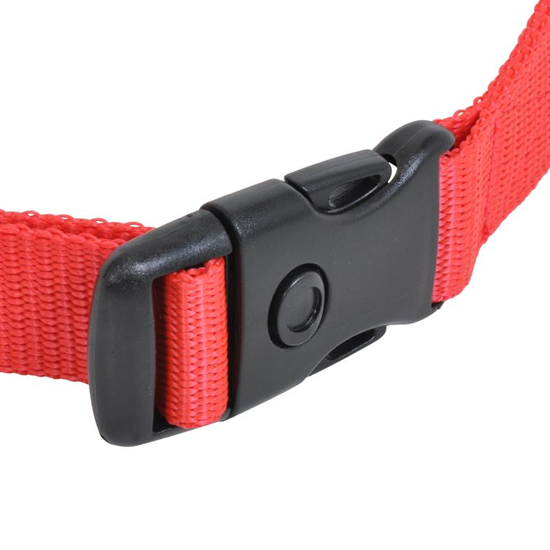 Nylon Collar Dogtrace Petsafe Canicom Red