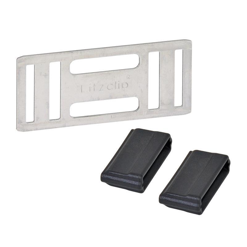 5x Tape Connectors Quot Litzclip 174 Quot For Electric Fence Tape 20