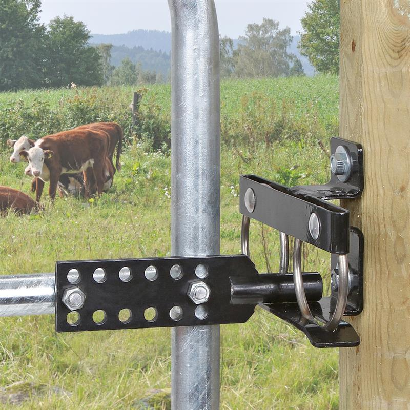 VOSS farming Self-Locking Bidirectional Lock for Farm Gates
