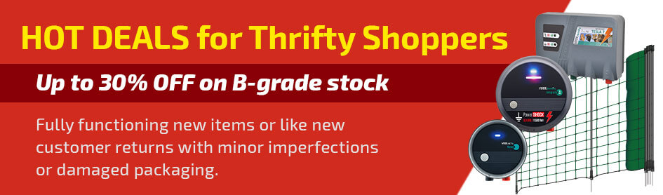 B grade stock
